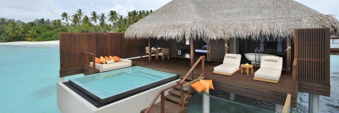4D/3N Experience Luxury Resort Crystal All Inclusive Package Ayada Maldives