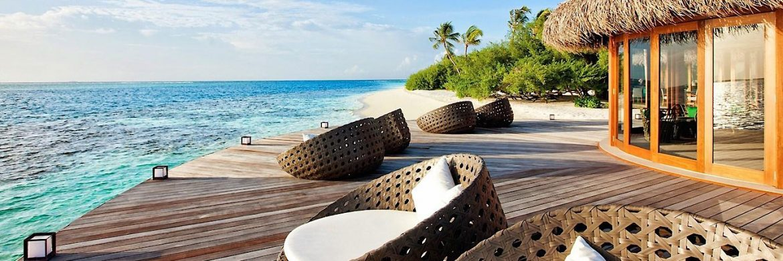 4D/3N Experience Luxury Packages at Hideaway Beach Resort  Spa Dhonakulhi