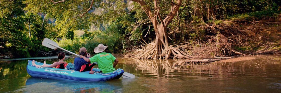 4D/3N Experience Phuket with Jungle Safari Khao Sok