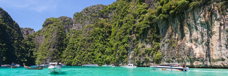4D/3N Experience Phuket with Phi Phi Island  Khai Island by Speedboat
