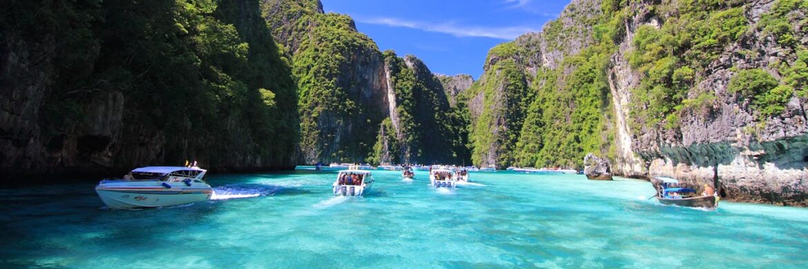4D/3N Experience Phuket Patong Chic with Phi Phi Maya Bamboo Island by Speed Boat
