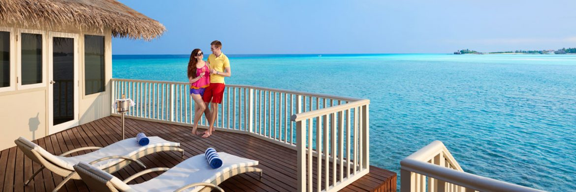 4D/3N Experience All Inclusive Package Cinnamon Dhonveli Maldives