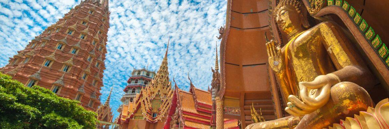 4D/3N Favourite Bangkok with Kanchanaburi Day Trip