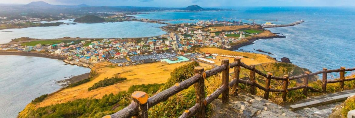 4D/3N Favourite Jeju East and South Course Tour