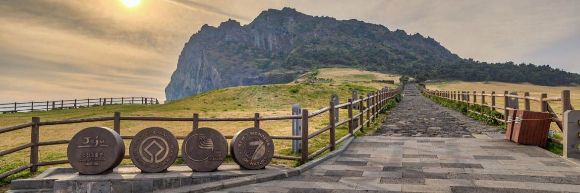 4D/3N Favourite Jeju West and East Course Tour