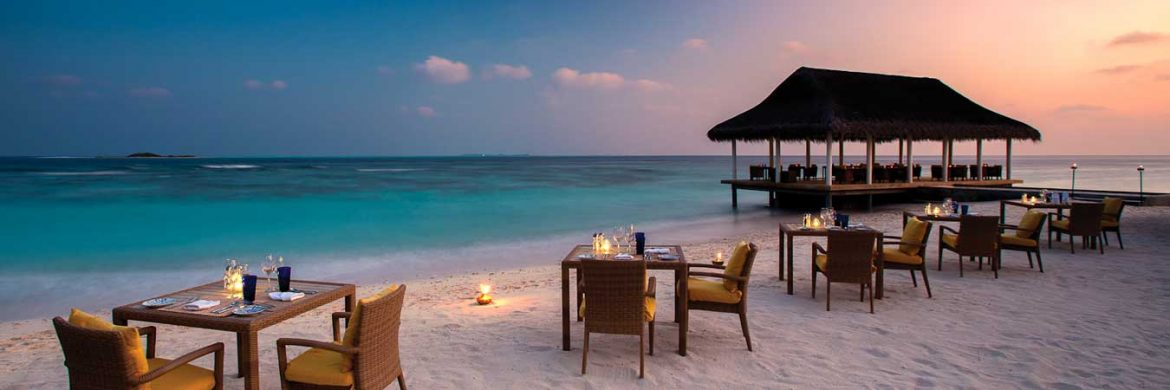 5D/4N Experience All Inclusive Package Oblu by Atmosphere at Helengeli Maldives