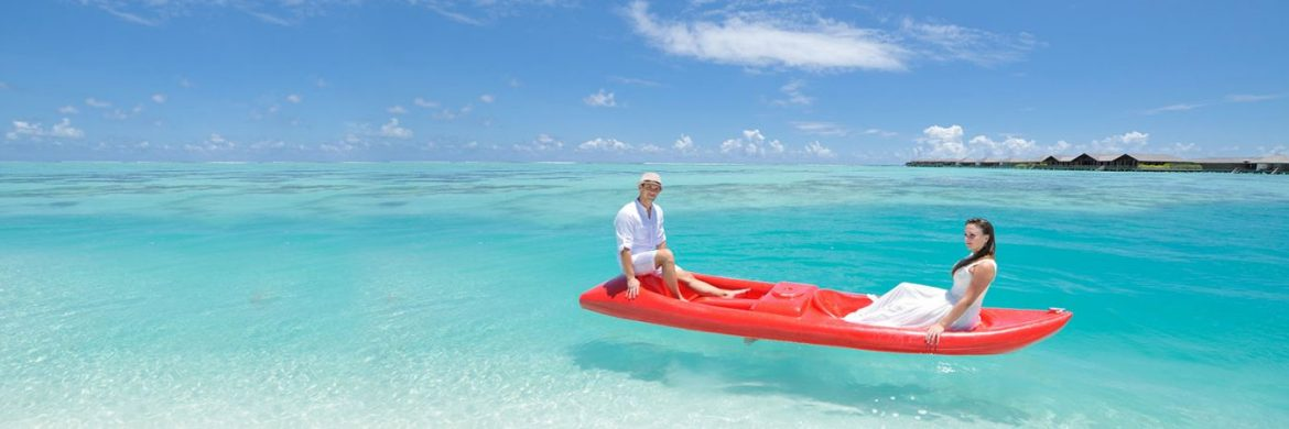 5D/4N Experience All Inclusive Package Paradise Island Resort Maldives