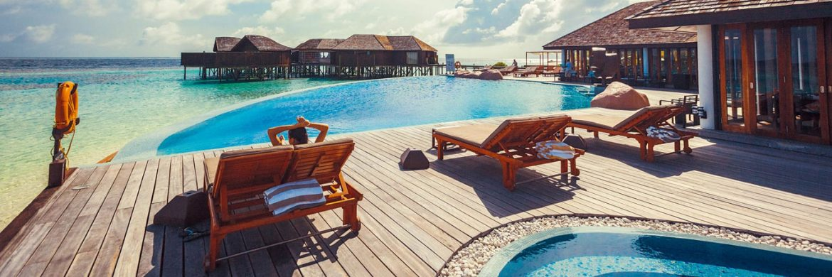 5D/4N Experience All Inclusive Package Lily Beach Resort  Spa