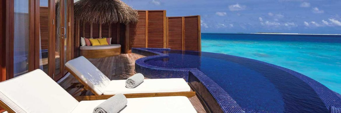 5D/4N Experience All Inclusive Serenity Plan Oblu Select at Sangeli Maldives