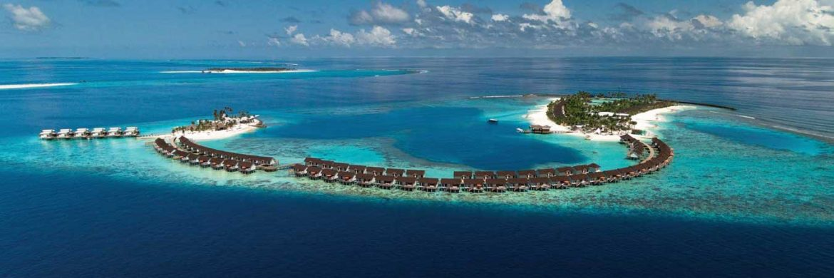 5D/4N Experience Combination All Inclusive Serenity Plan Oblu Select at Sangeli Maldives