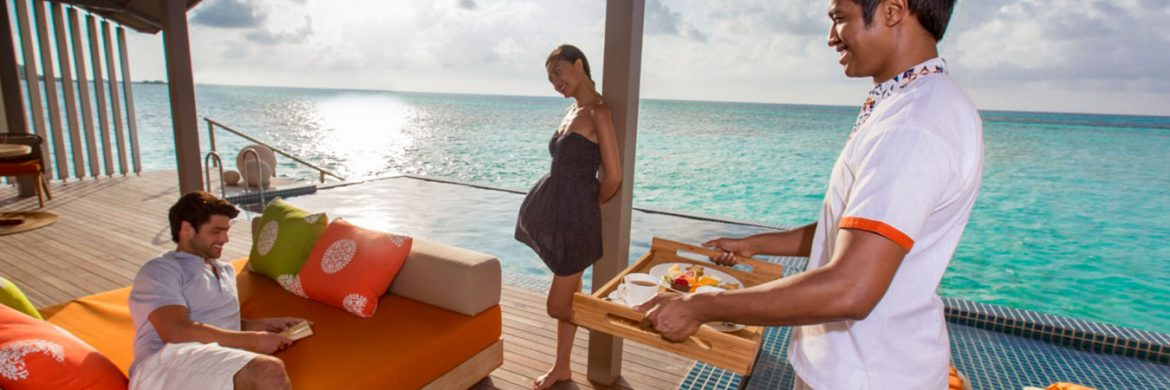 5D/4N Experience Luxury All Inclusive Package at Club Med Finolhu Maldives