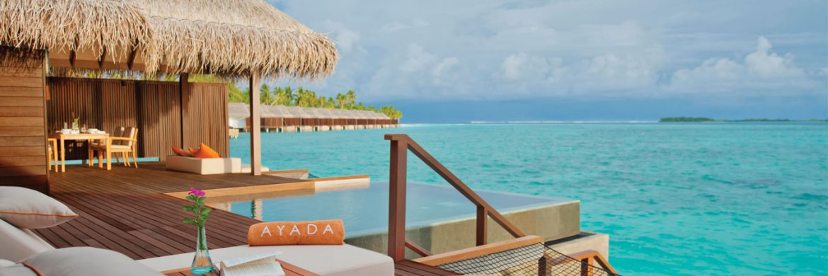 5D/4N Experience Luxury Crystal All Inclusive Package Ayada Maldives