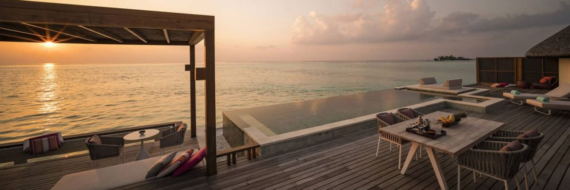 5D/4N Experience Luxury Four Seasons Resort Maldives at Kuda Huraa