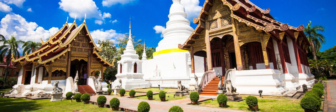 5D/4N Favourite Amazing Chiang Mai Chiang Rai with MT Doi Suthep, White Temple  Long Neck Village