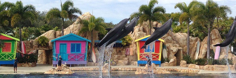 5D/4N Favourite Gold Coast Village Roadshow Theme Parks