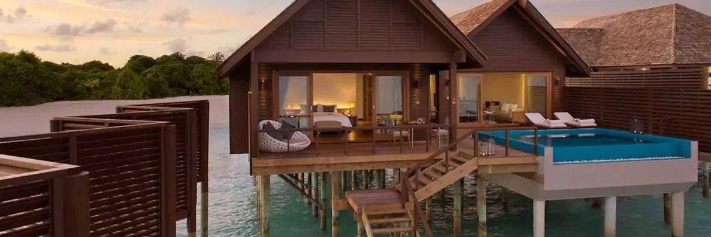 5D/4N Experience Luxury Packages at Hideaway Beach Resort  Spa Dhonakulhi