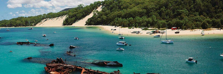 6D/5N Favourite Gold Coast Village Roadshow Theme Parks plus Tangalooma Dolphin Experiences