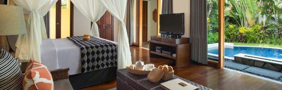 Alaya Dedaun Kuta    – 3D/2N Honeymoon Package One Bedroom Pool Villa