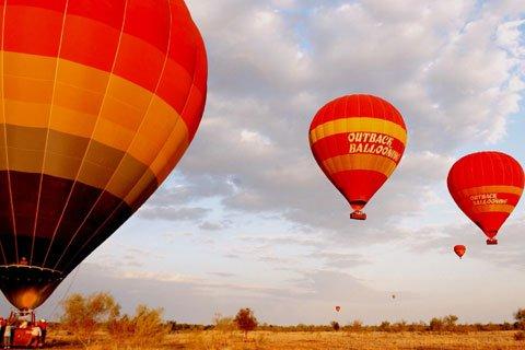 Alice Springs Hot Air Ballooning