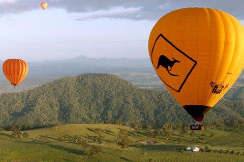 Hot Air Balloon Gold Coast Experiences