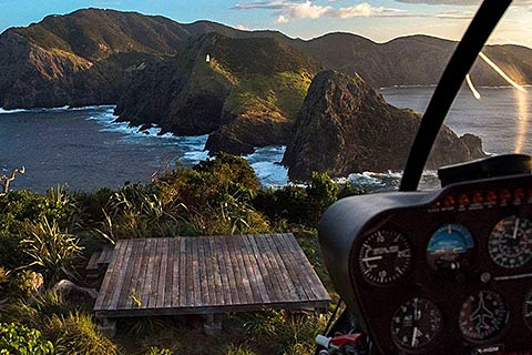 Bay of Island Scenic Flight Experience – Helic Scenic Flight/Cape Reinga Fly/Drive