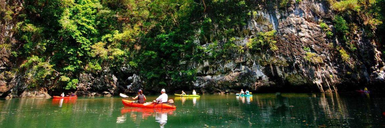 Full Day Ao Thalane Kayaking Tour