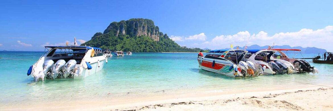 Full Day Poda Island (4 Island) Tour by Speed Boat
