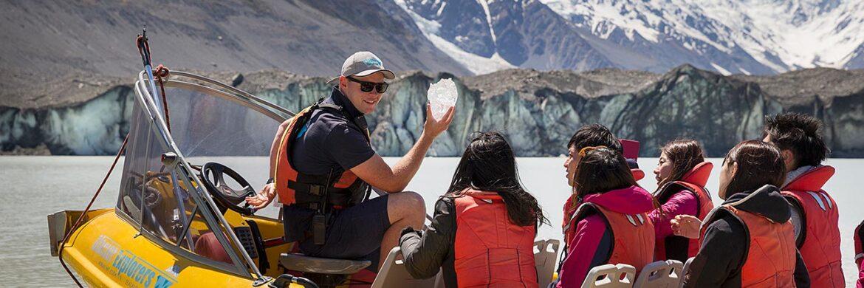 Glacier Boat Cruise