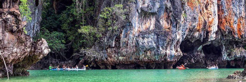Half Day Ao Thalane Sea Kayaking Tour