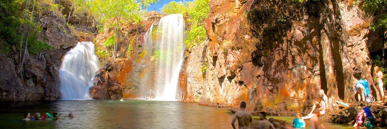 Litchfield National Park Waterfalls Tour from Darwin