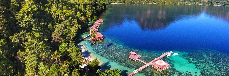 Ora Beach Resort    – 3D/2N Honeymoon Package Water Cottage