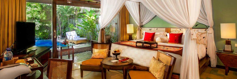 Rama Beach Resort Dan Villas    – 3D/2N Honeymoon Package Deluxe Room