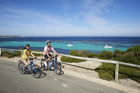 Experience Rottnest Island from Fremantle
