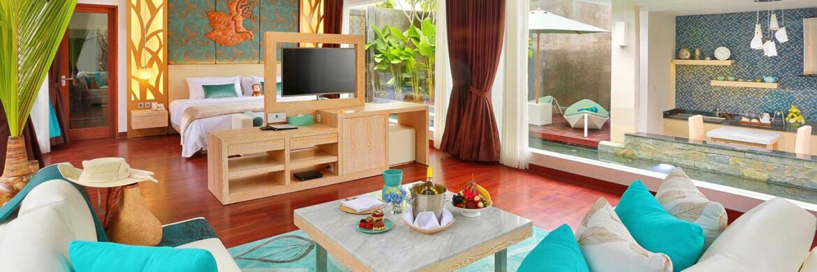 The Leaf Jimbaran Bali Luxurious Villa Dan Spa Retreat    – 3D/2N Free and Easy Package The Leaf Deluxe