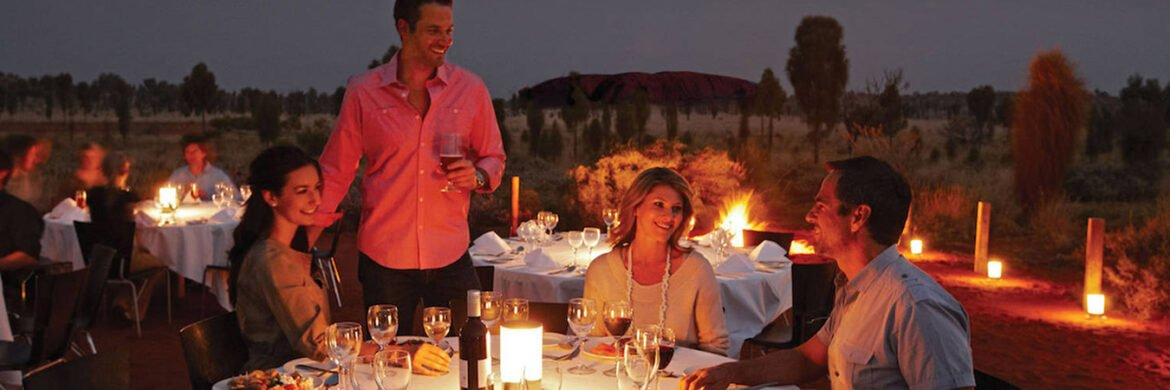 Uluru Sounds of Silence Dinner Experience