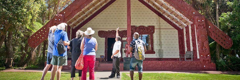 Waitangi Treaty Ground Day Pass