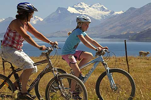 Bikes Tour Queenstown/Arrow River/Wineries/Walter Peak