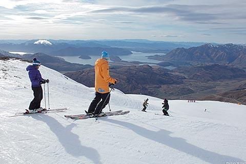 Wanaka Ski Treble Cone