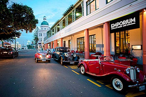 Art Deco Tour – Evening/Morning Guided Walk/Deco Bus Tour/ Vintage Car Tour and more