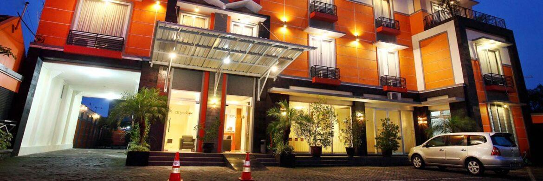 Aryuka Hotel Yogyakarta    – 2D/1N Hotel Package
