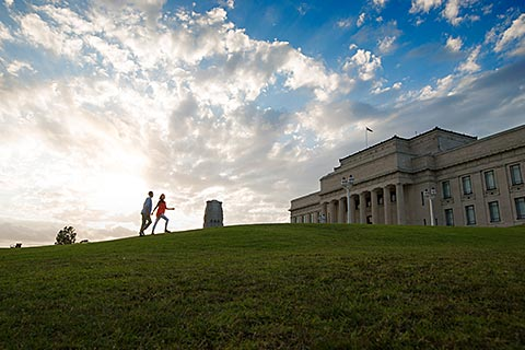 Auckland War Memorial Museum – Museum Entry Dan Highlights Guide/Maori Cultural Performance