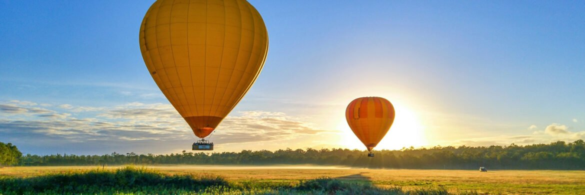 60 Minute Ballooning Experience from Port Douglas