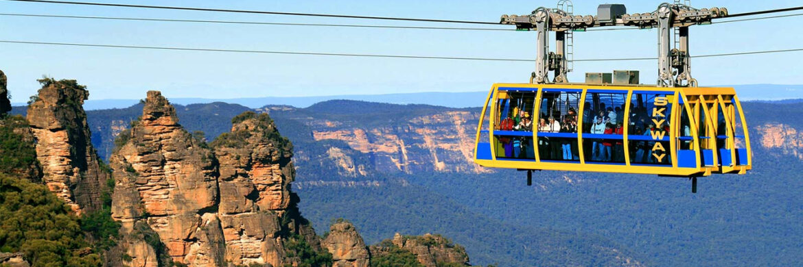 Blue Mountains All Inclusive Tour from Sydney