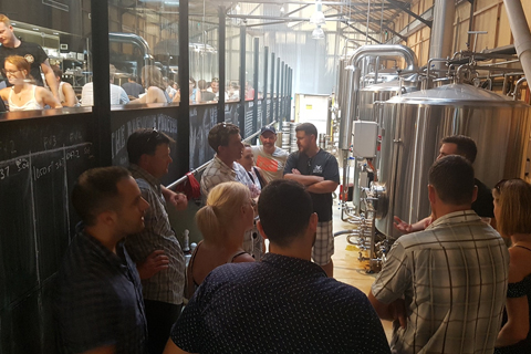 Brisbane Brewery Tours