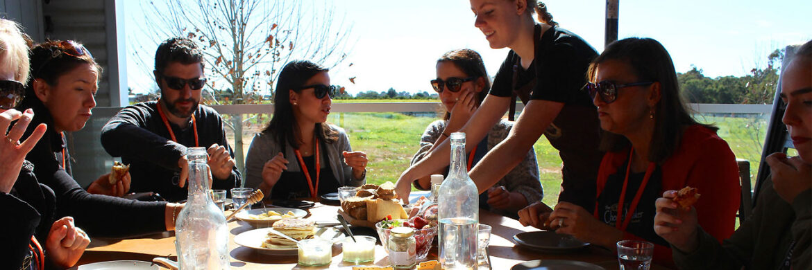 Mbantua Gourmet Lunch Tour