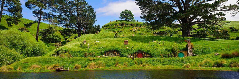Hobbiton Movie Set Tour ex Rotorua