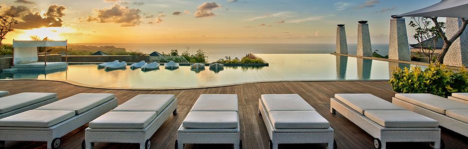 Banyan Tree Ungasan Bali    – 3D/2N Honeymoon Package Pool Villa – Garden View