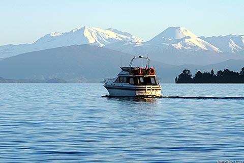 Lake Taupo Cruise – Scenic Cruise/Taste of Taupo Scenic Cruise/Sunday Brunch Cruise