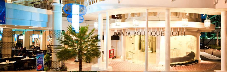 Pimnara Boutique Hotel    – 3D/2N Free  Easy Packages Standard Room (no window)