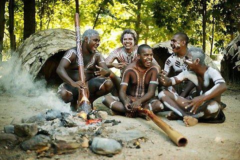 Tjapukai Aboriginal Cultural Park Tour from Cairns